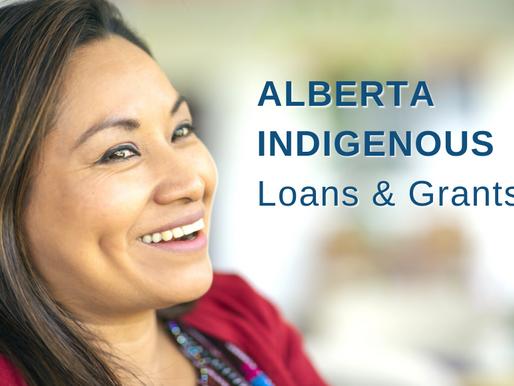 Alberta Indigenous Loans & Grants