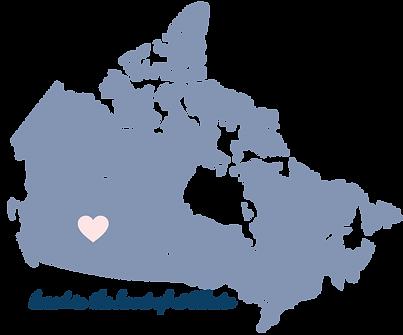Alberta Canada Map Truly Dental Marketin