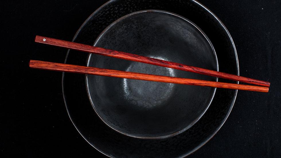 1 Diamond in each chopstick