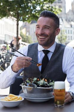 Belgian Mussels