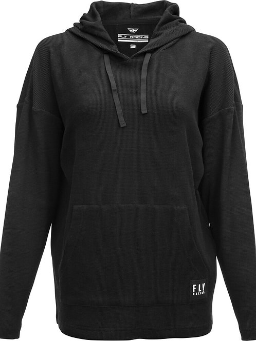 Fly Racing Women's Fly Oversized Thermal Hoodie