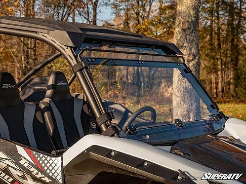 SuperATV Kawasaki Teryx KRX 1000 Scratch Resistant Flip Down Windshield