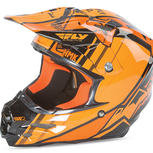 FLY Racing F2 Carbon HMK Pro Cross Helmet