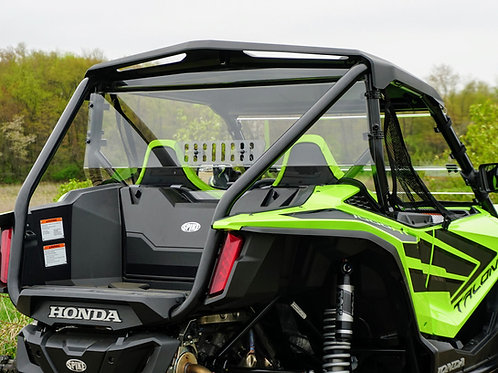 Spike Rear Vented Windshield for Honda Talon