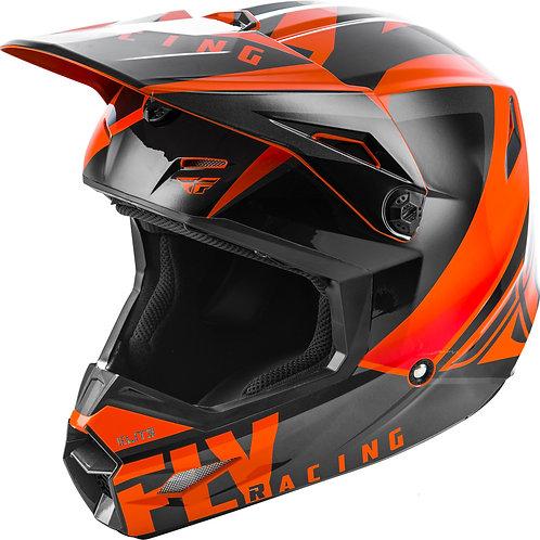 FLY Racing Elite Vigilant Helmet in Youth Small