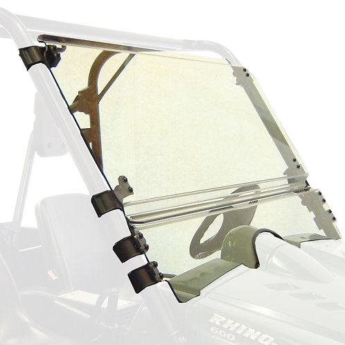 Full-Tilt Windshield for Yamaha Rhino