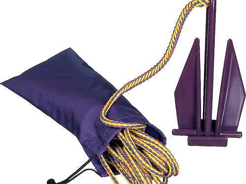 Kwik Tek Fluke Style Anchor & Bag