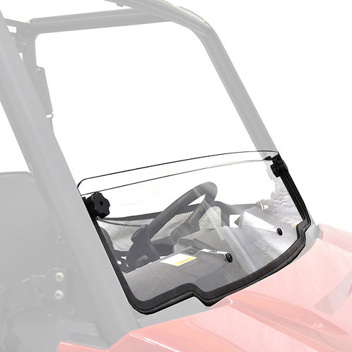Half Windshield for Polaris® Ranger® ETX/EV/500/570/570 Crew