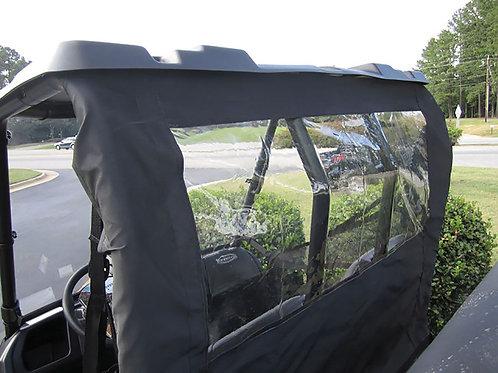 Seizmik Rear Panel with Window Polaris Ranger
