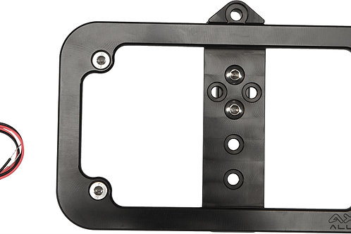 Axia Lighted Plate Frame