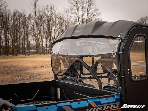 SuperATV Yamaha Viking Rear Windshield