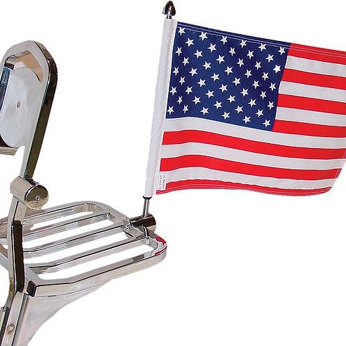 Pro Pad Usa Flag W/Mount
