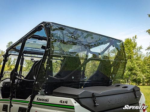 SuperATV Kawasaki Teryx 4 Rear Windshield