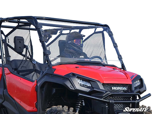 SuperATV Honda Pioneer 1000 Full Windshield