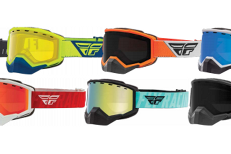 Fly Racing Focus Snow Goggle