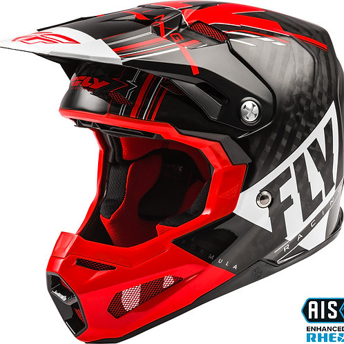 Fly Racing Formula Carbon Vector Helmet