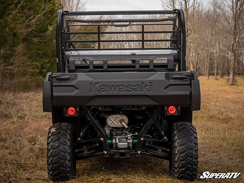 SuperATV Kawasaki Mule Pro FX Rear Windshield