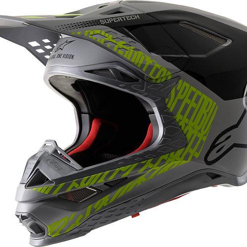 Alpinestars Supertech M-8 Triple Helmet