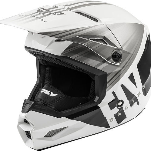 FLY Racing Kinetic Cold Weather Helmet
