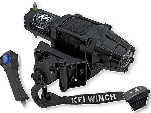 KFI 5,000 lb Assault Series Winch