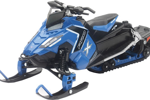 New-Ray Snowmobile Replica