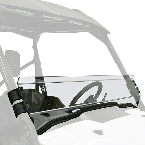 Half Windshield for Honda® Pioneer® 1000 2-Pass/5-Pass