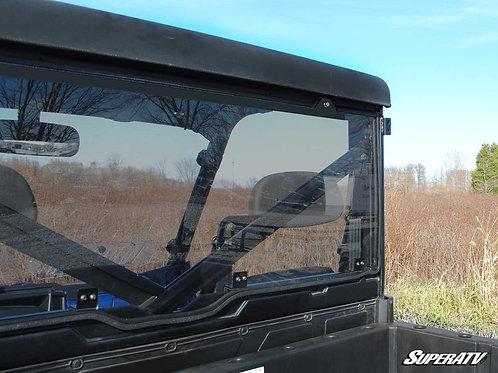 SuperATV Polaris Ranger 1000 Scratch-Resistant Rear Windshield