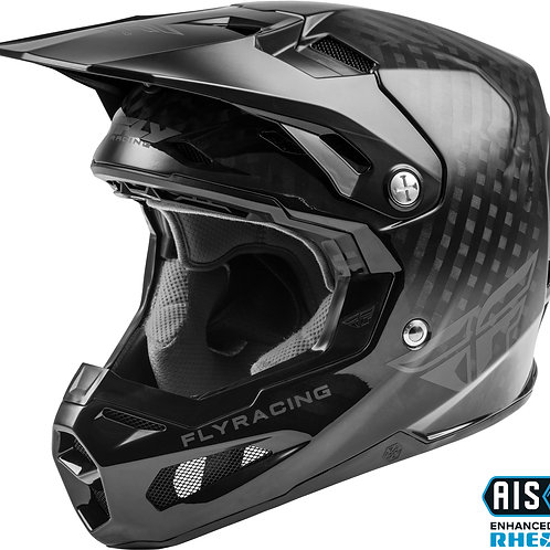 Fly Racing Formula Carbon Solid Helmet