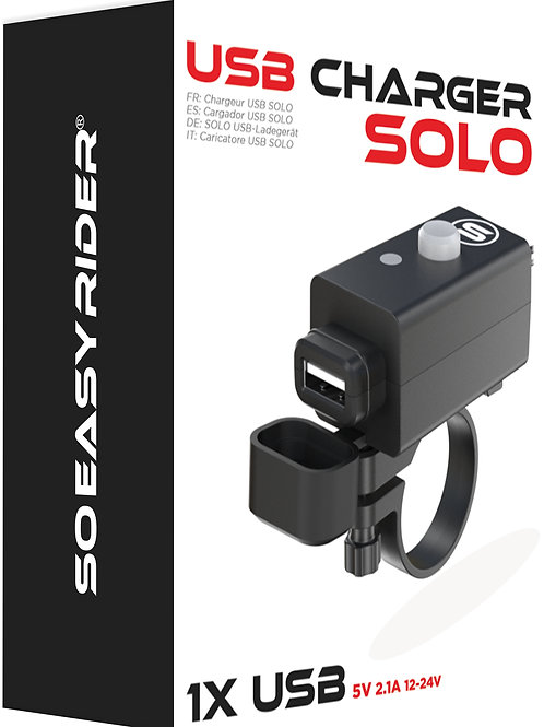 So Easy Rider Duo Usb Charger