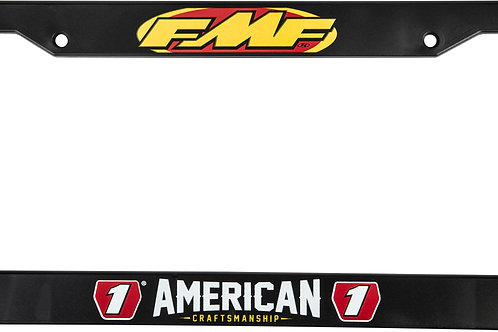 Fmf Auto License Plate Frame