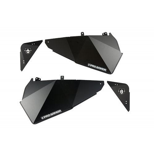 Pro Armor Polaris RZR XP4 1000 Lower Door Inserts