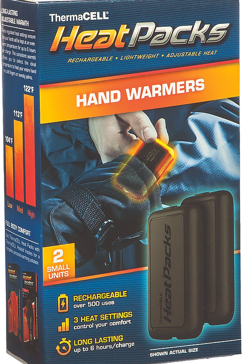 Thermacell Rechargeable Heat Packs