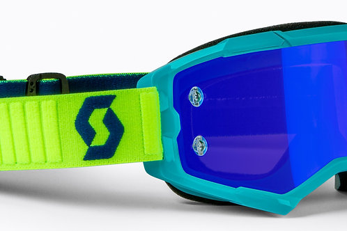 Scott  Fury Chrome Goggle