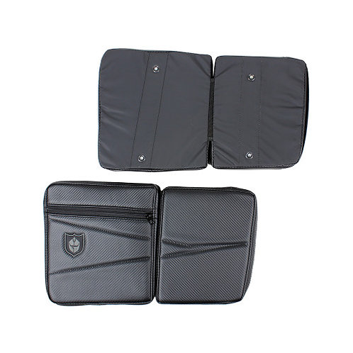 Pro Armor RZR Stock Rear Door Knee Pads With Storage
