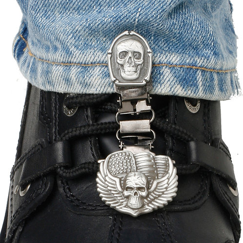 Ryder Clips Laced Boot Ryder Clip