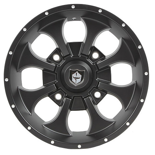 "Pro Armor Knight Wheels Front 15 X 8"" (137)"