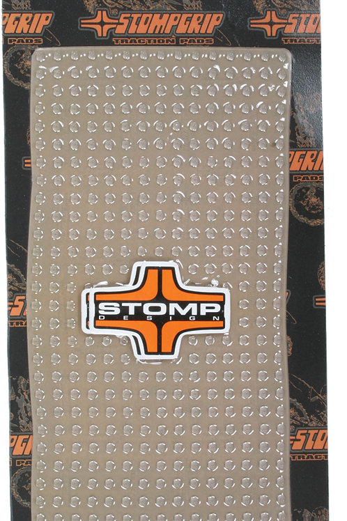 "Stompgrip Universal Frame Rails 1.75"" X 8.25"" (Clear)"