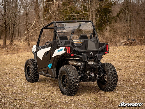 SuperATV Can-Am Maverick Sport Rear Windshield