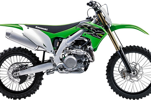 New-Ray Race Dirt Bike Replica