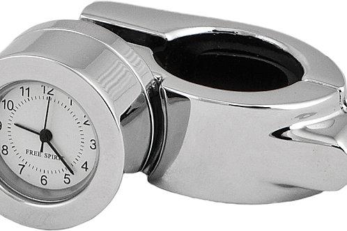 Harddrive Handlebar Clock