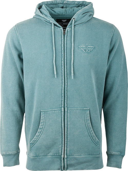Fly Racing Fly Snow Wash Hoodie
