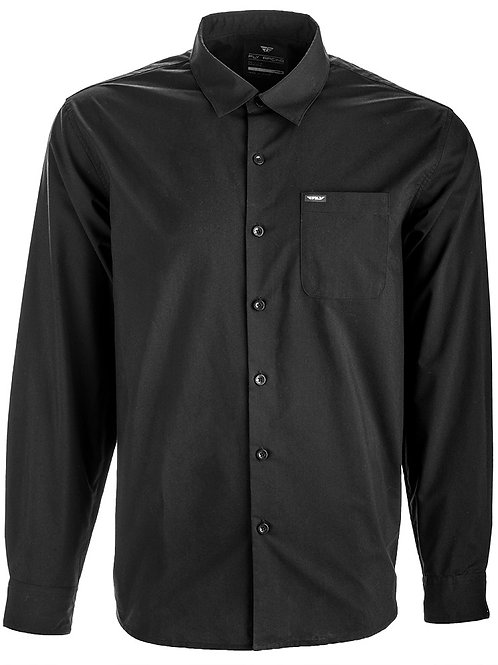 Fly Racing Fly Button-up Long Sleeve