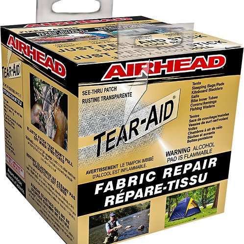 Kwik Tek Airhead Tube Tear-Aid Fabric