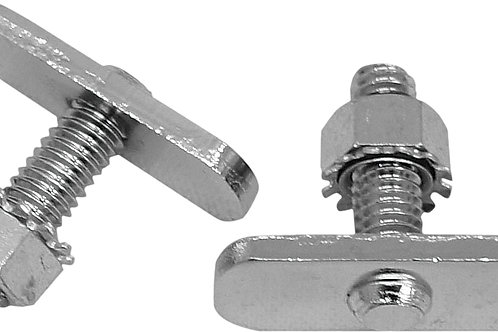 Harddrive T-Bolt Muffler Set