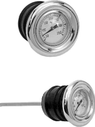Harddrive Oil Dipstick W/Temperature Gauge