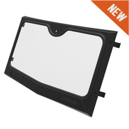 Glass Windshield for Polaris® Ranger® 500 / 570 Mid-Size/ Crew Mid-Size