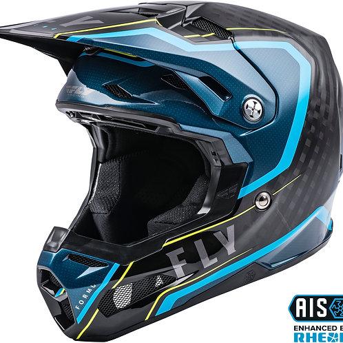 Fly Racing Youth Formula Carbon Axon Helmet