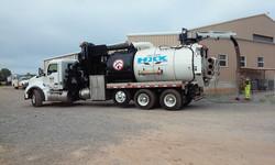 Full Size Hydro-Excavators