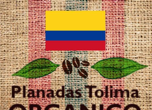 COLOMBIA ORGANIC TOLIMA ASOPEP PLANADAS 2020