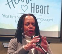 Lynda Bradley, therapist